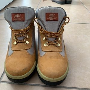 Timberland Boots (Gently worn)